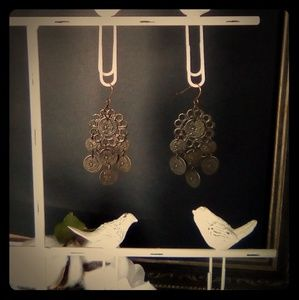 Accessories - Coin earrings